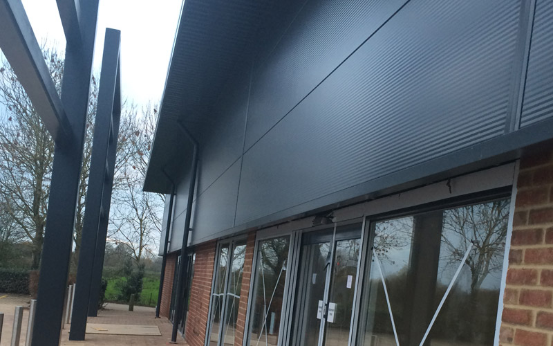 Industrial Roofing Amp Cladding Contractors Coverclad