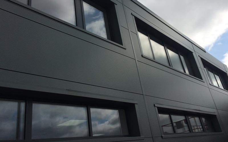 Approved Kingspan Installers Coverclad Services Ltd