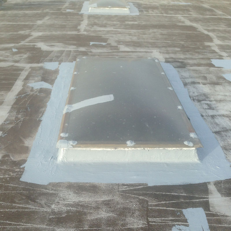Aircraft Hanger Roofing Repairs in Redhill, Surrey