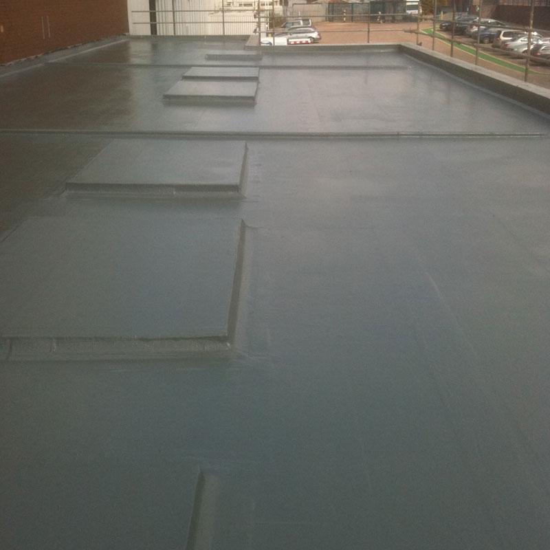 GRP Fibreglass Roofing In Oldbury, Birmingham