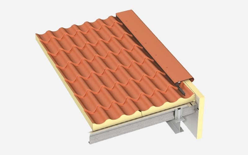 Kingspan Roof Tile panel