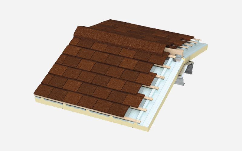 Kingspan Slate & Tile Support roof panel
