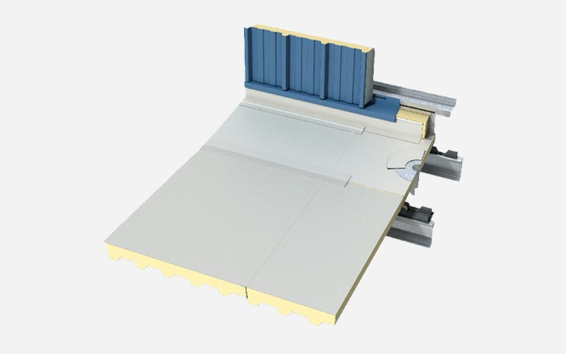 Kingspan Topdek roof panel