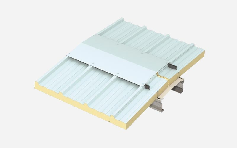 Kingspan Trapezoidal roof panel