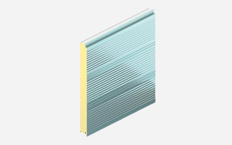 Kingspan Tramline wall panel