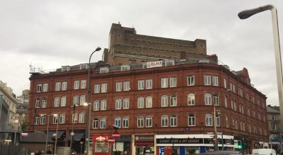 Office building in Birmingham in need of refurbishment