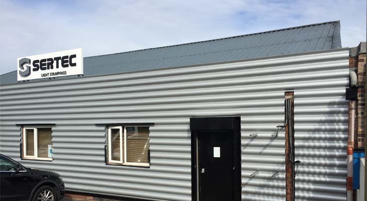 Silver curve wall cladding sheets