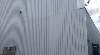 Completed Kingspan wall cladding dilapidation works in Milton Keynes